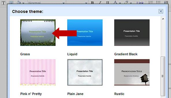 Create A New Google Presentation Digital Marketing For Small - Google presentation format