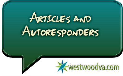 Articles and Autoresponders
