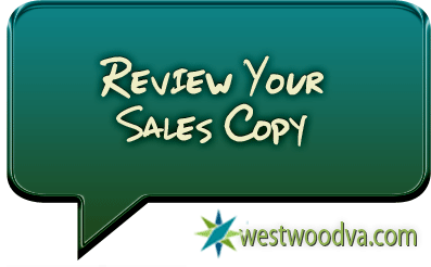 Review Your Sales Copy