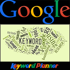 Google Adwords Keyword Planner – DIY keyword research