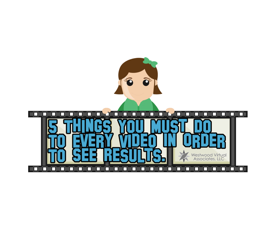 5 Things You Must Do To Every Video In Order To See Results | Tips For Effective Video Marketing Cincinnati OH