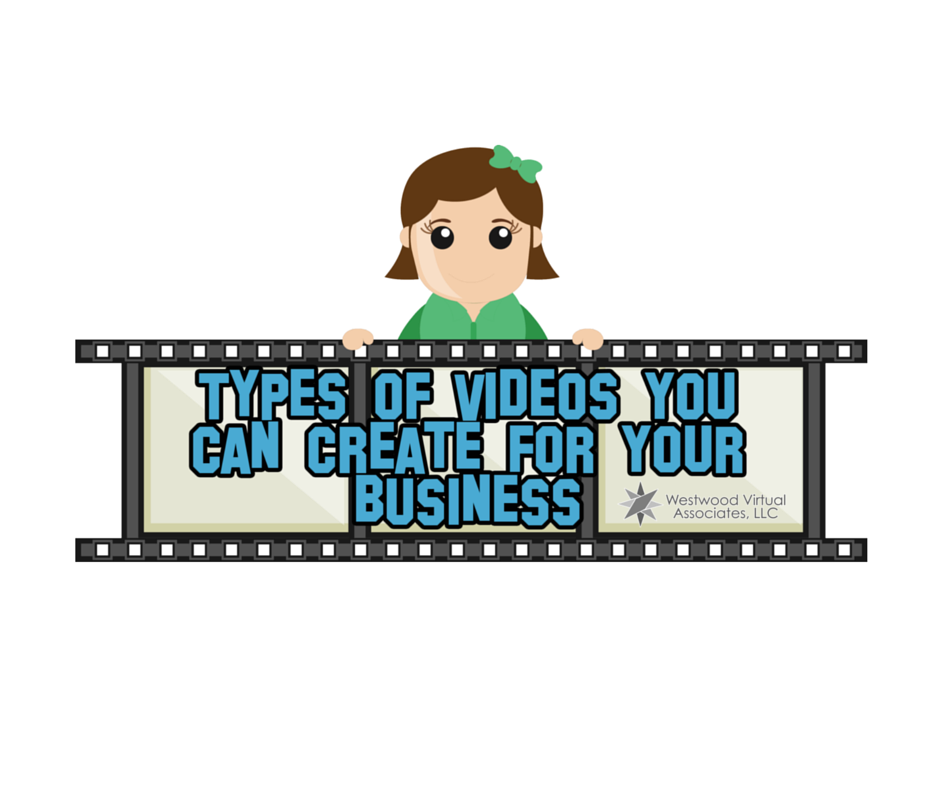 Types of Videos You Can Create for Your Business | Video Content Marketing Cincinnati OH